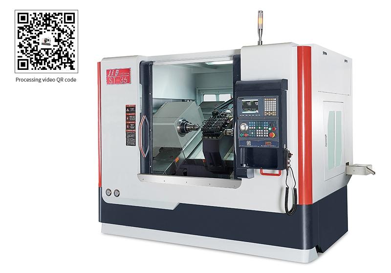 25/36-ST Double spindle CNC lathe