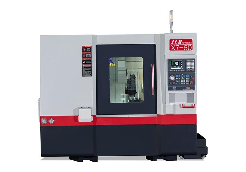 60X7 Large stroke CNC lathe