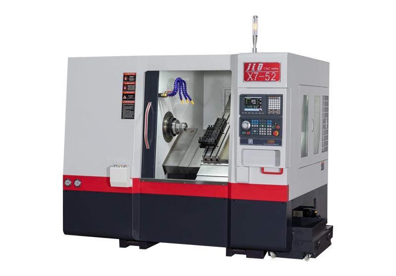 52X7 Large stroke CNC lathe