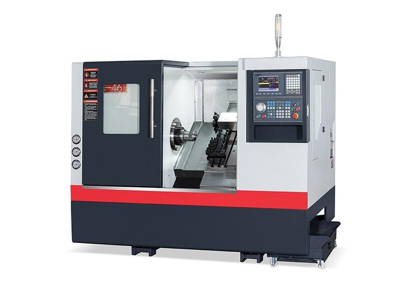 46XL Medium stroke CNC lathe