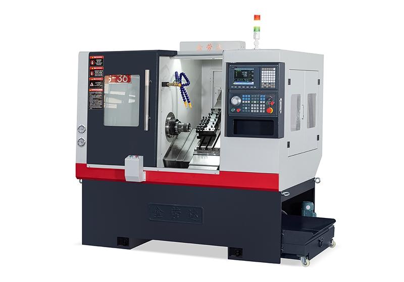 36XG Small stroke CNC lathe